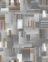 Палас 1062 серый